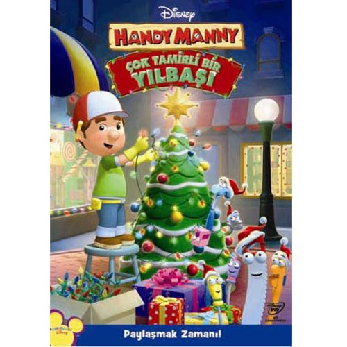 Handy Manny A Very Manny Holiday (Handy Manny: Çok Tamirli Bir Yılbaşı)