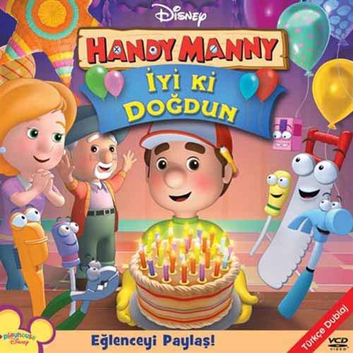 Handy Manny: İyi ki Doğdun (Handy Manny: Happy Birthday)