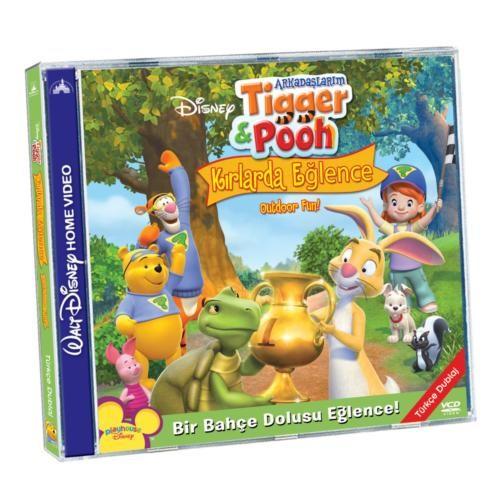 Arkadaşlarım Tigger ve Pooh: Kırlarda Eğlence (My Friends Tigger & Pooh: Outdoor Fun)