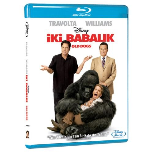 Old Dogs (İki Babalık) (Blu-Ray Disc)