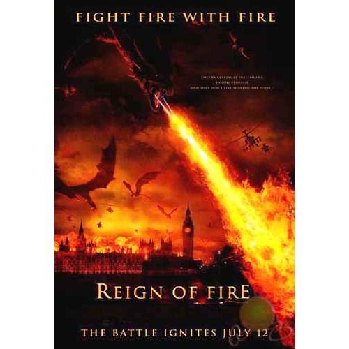 Reign Of Fire (Ateş Krallığı) ( DVD )