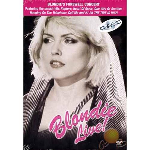 BlonDie S Farewell Concert (BlanDie Live) ( DVD )