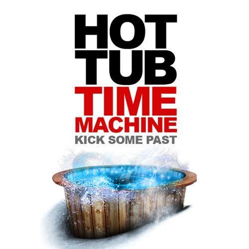 Hot Tub Time Machine (Jakuzi Ekspres)