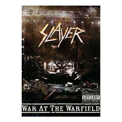 War At The Warfield (Slayer) ( DVD )