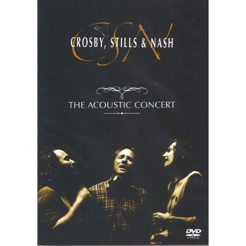 The Acoustıc Concert (Crosby, Stills & Nash)