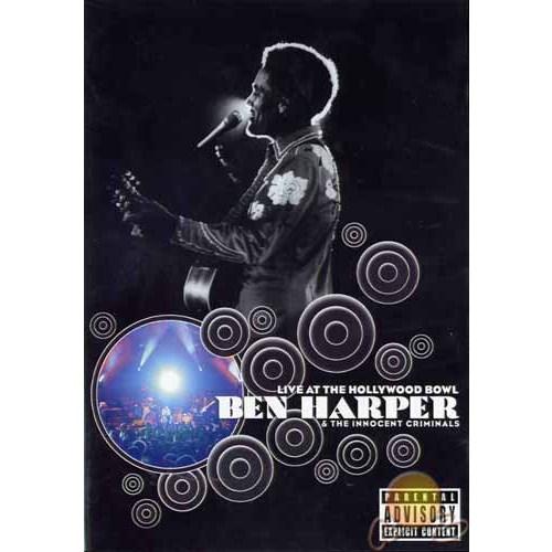 Live At The Hollywood Bowl (Ben Harper) ( DVD )