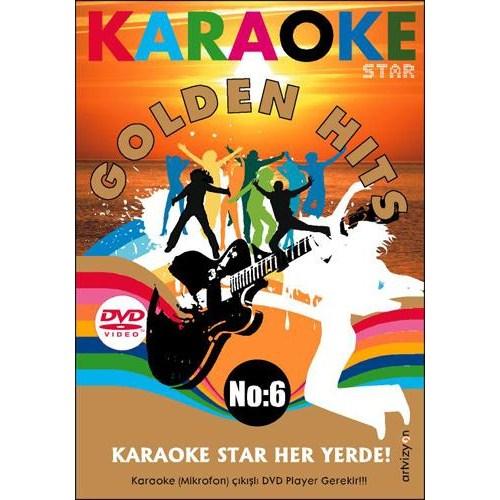 Karaoke Star No:6 Golden Hits (Mikrofon Hediyeli)