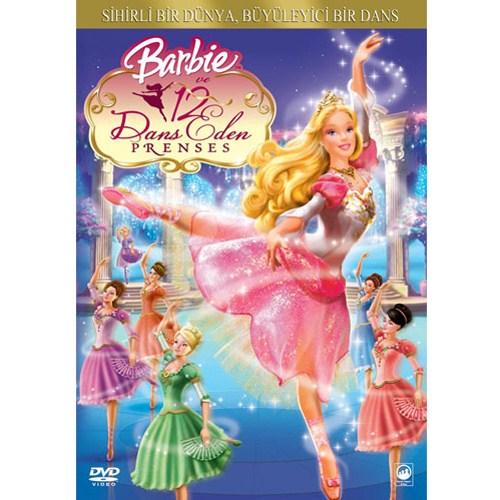 Barbie And 12 Dancing Princesses (Barbie ve 12 Dans Eden Prenses) (DVD)