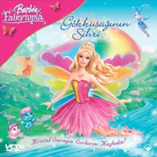 Barbie Gökkuşağının Sihri (Barbie Magic of The Rainbow) (VCD)