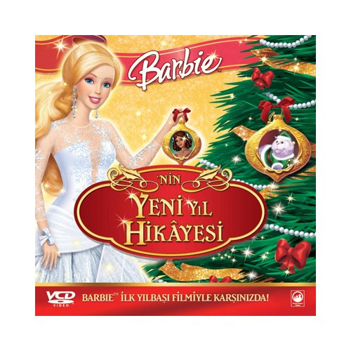 Barbie'nin Yeni Yıl Hikayesi (Barbie in a Christmas Carol) (VCD)