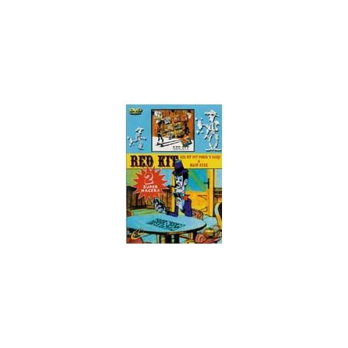 Red Kit Pot Poker E Karşı & Mavi Ayak ( DVD )