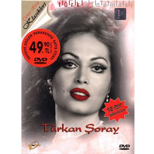Türkan Şoray 12 DVD'lik Set