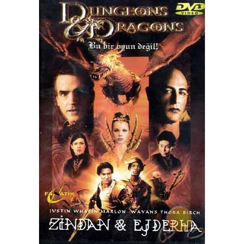Dungeons And Dragons (Zindan ve Ejderha) ( DVD )