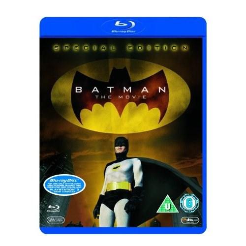 Batman The Movie (Batman İlk Film) (Blu-Ray Disc)