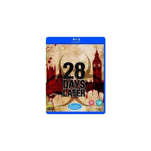 28 Days Later (28 Gün Sonra) (Blu-Ray Disc)