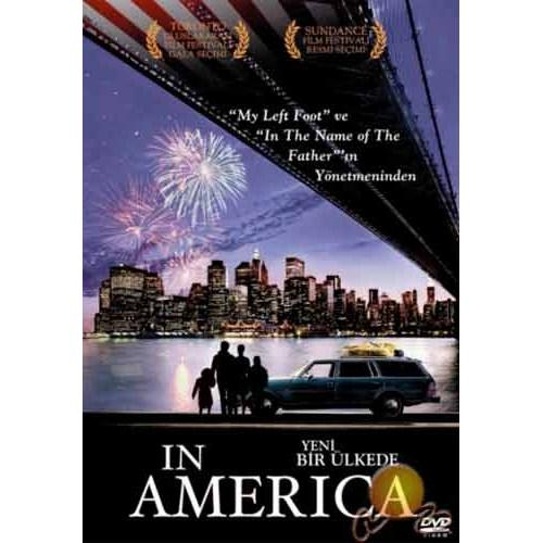 In America (Yeni Bir Ülkede) ( DVD )