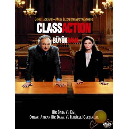 Class Action (Büyük Dava) ( DVD )