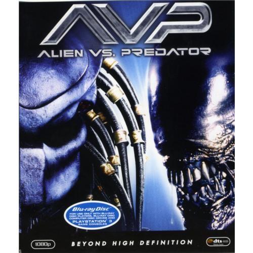 Alien vs Predator (Alien Predator'e Karşı) (Blu-Ray Disc)
