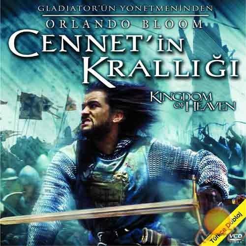 Cennetin Krallığı (Kingdom Of Heaven) ( VCD )