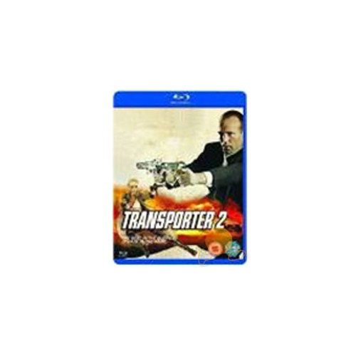 Transporter 2 (Taşıyıcı 2) (Blu-Ray Disc)