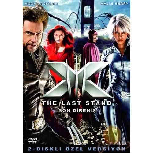 X-men 3: The Last Stand (X-Men 3: Son Direniş) (Double)
