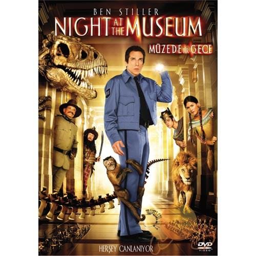 Night At The Museum (Müzede Bir Gece)