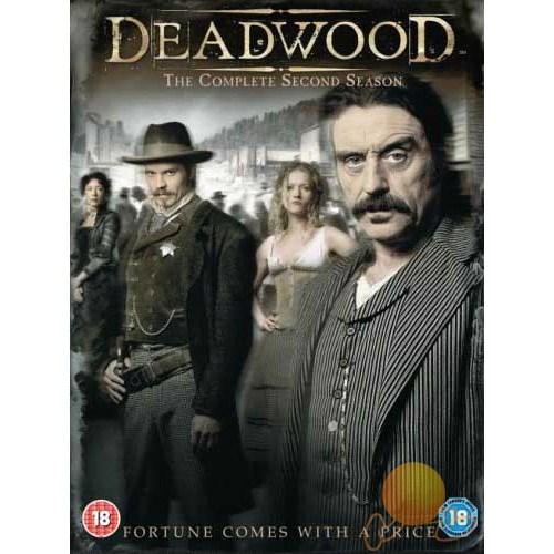 Deadwood Season 2 (Deadwood Sezon 2) (4 Disc)