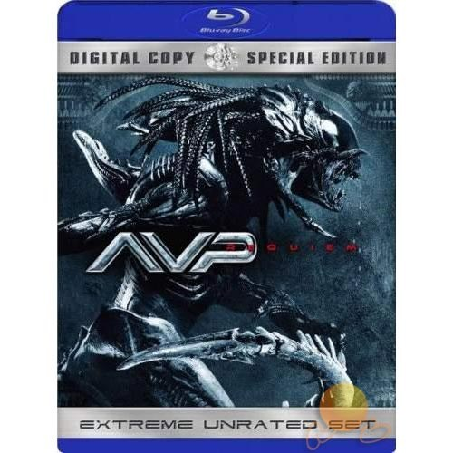 Alien Vs Predator Requiem (Blu-Ray Disc)