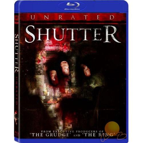 Shutter (Resimdeki Hayalet) (Blu-Ray Disc)