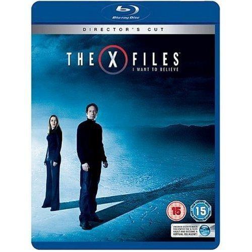 The X-Files: I Want To Believe (X-Files: İnanmak İstiyorum) (Blu-Ray Disc)