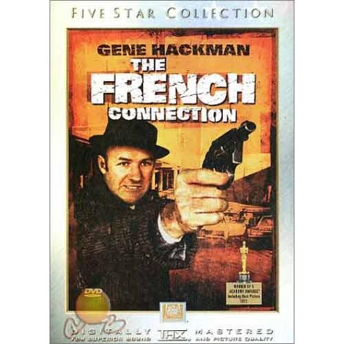 French Connection 2 (Kanunun Kuvveti 2) ( DVD )