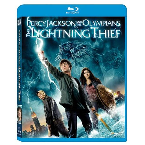 Percy Jackson & Olimposlular: The Lightning Thief (Şimşek Hırsızı) (Blu-Ray Disc)