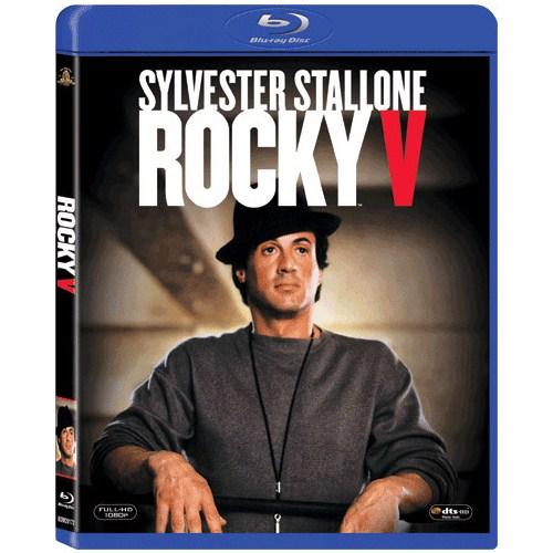Rocky V (Blu-Ray Disc)