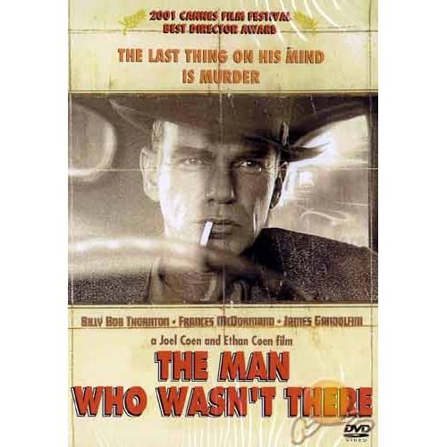 The Man Who Wasn T There (Orada Olmayan Adam) ( DVD )