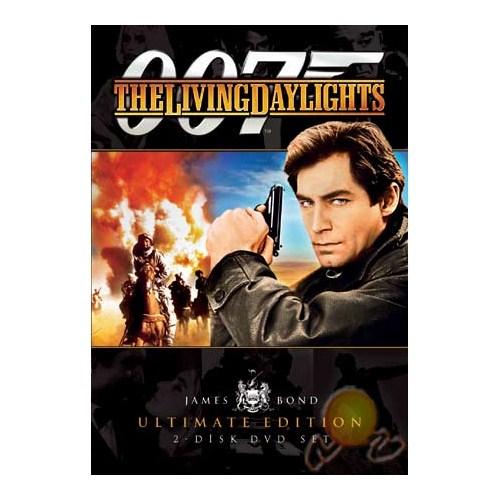 007 James Bond - The Living Daylights - Yaşayan Gün Işıkları (SERİ 15) (DVD)