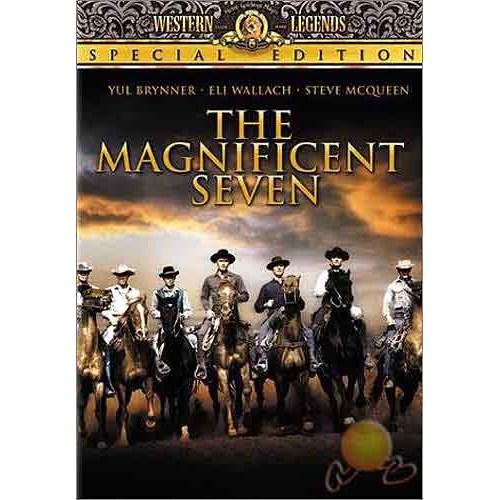 The Magnıfıcent Seven (Muhteşem Yedili) ( DVD )