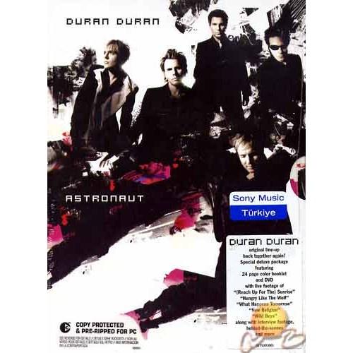 Astronaut (Duran Duran) ( DVD )