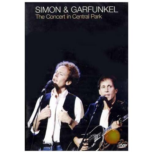 The Concert In Central Park - Simon & Garfunkel ( DVD )