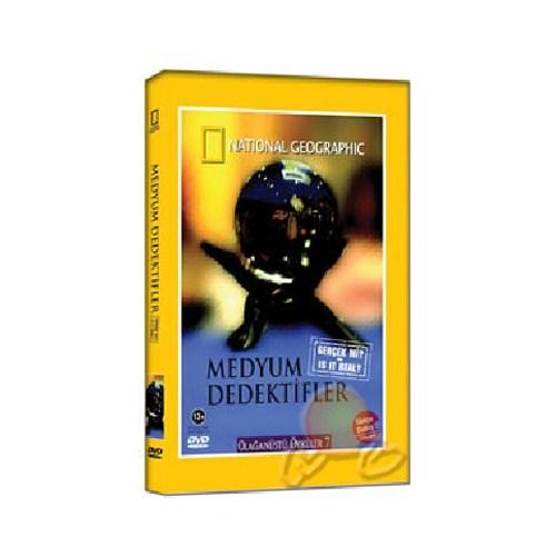 National Geographic Olağanüstü Öyküler 7: Medyum Dedektifler Gerçek Mi?