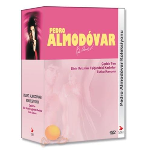 Pedro Almodovar Koleksiyonu (3 DVD)