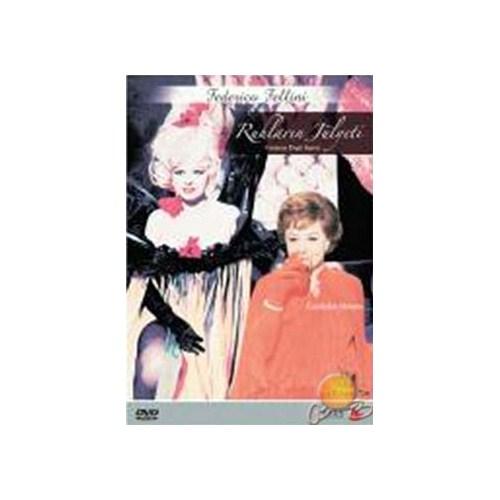 Gıulietta Deglı Spiritı (Ruhların Jülyeti) ( DVD )