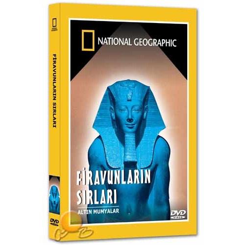 National Geographic: Firavunların Sırları / Altın Mumyalar ( DVD )