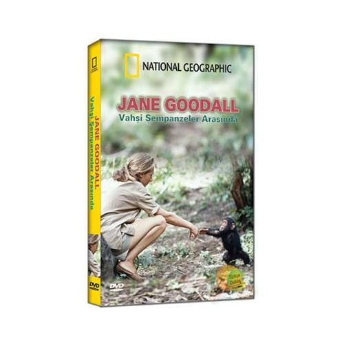 National Geographic: Jane Goodall - Vahşi Şempanzeler Arasında