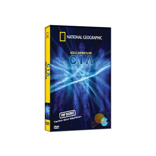 National Geographic: Cıa Gizli Deneyler