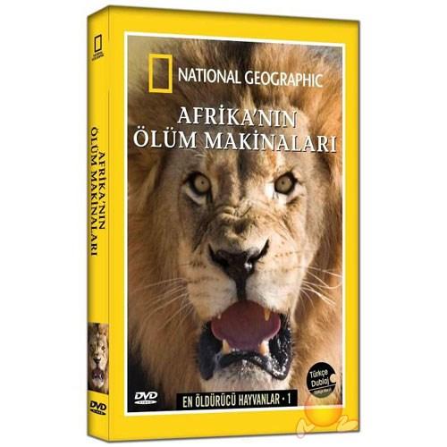 National Geographic: Afrika'nın Ölüm Makinaları