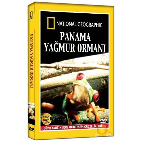 National Geographic: Panama Yağmur Ormanı