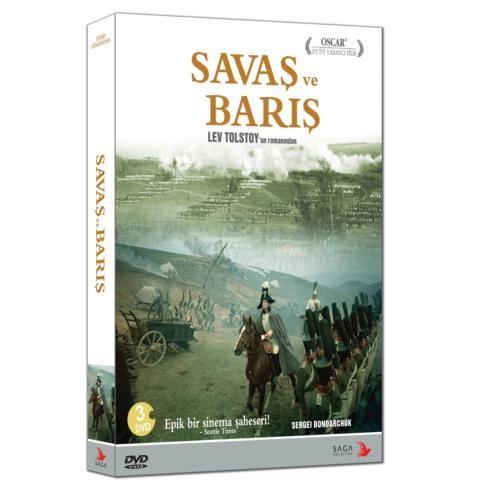 Savaş ve Barış (3 DVD)