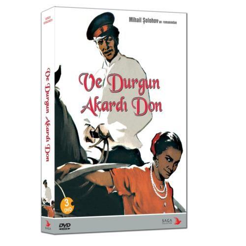 Tikhiy Don (Ve Durgun Akardı Don) (3 DVD)