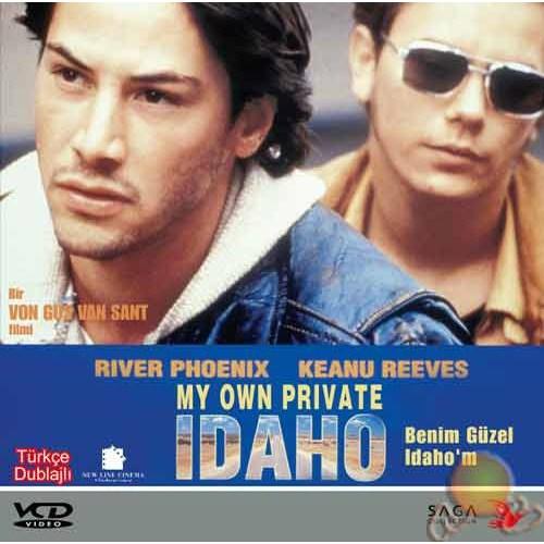 Benim Güzel Idaho'm (My Own Prıvate Idaho) ( VCD )