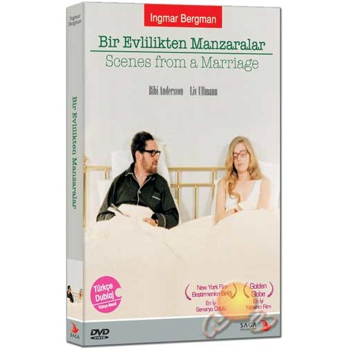 Scenes From A Marriage (Bir Evlilikten Manzaralar) ( DVD )